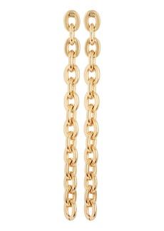 Ben-Amun Chain-Link Drop Earrings