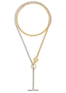 Ben-Amun Mixed Metal English Chain Necklace