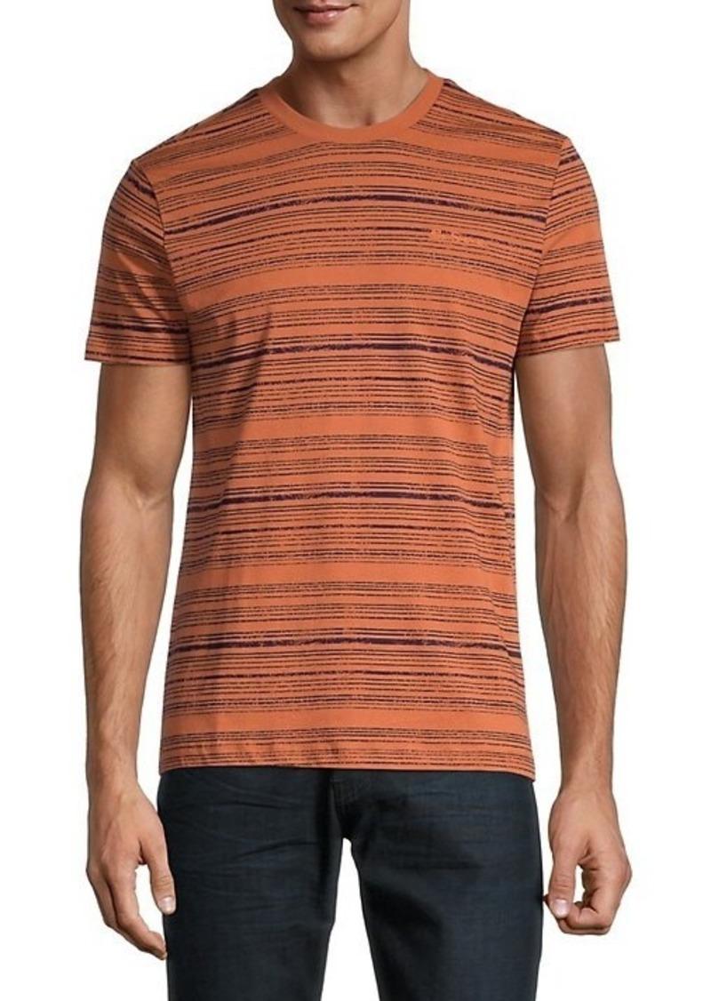 Ben Sherman Autumn Stripe T-Shirt
