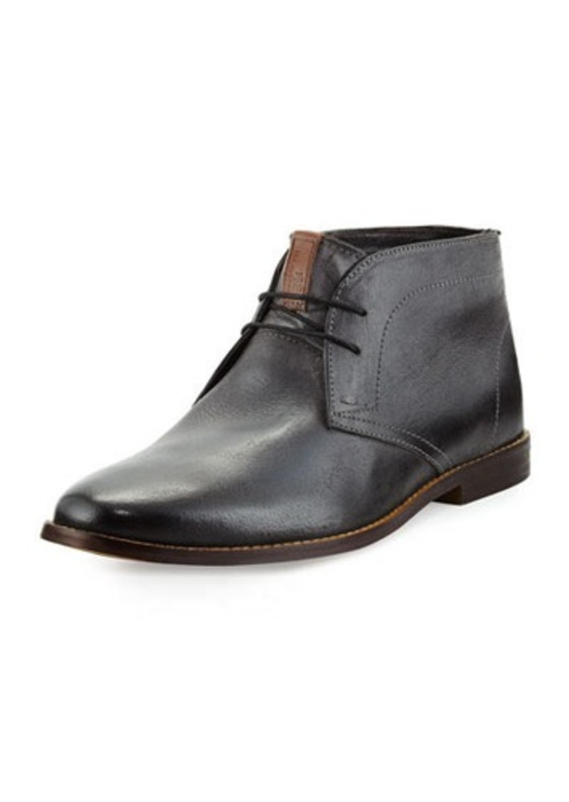 ben sherman ben sherman aberdeen leather chukka boot