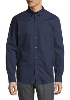 Ben Sherman Arrow Cotton Casual Button-Down Shirt