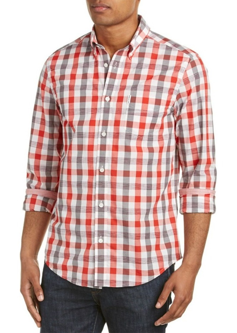 Ben Sherman Ben Sherman Mod Fit Woven Shirt