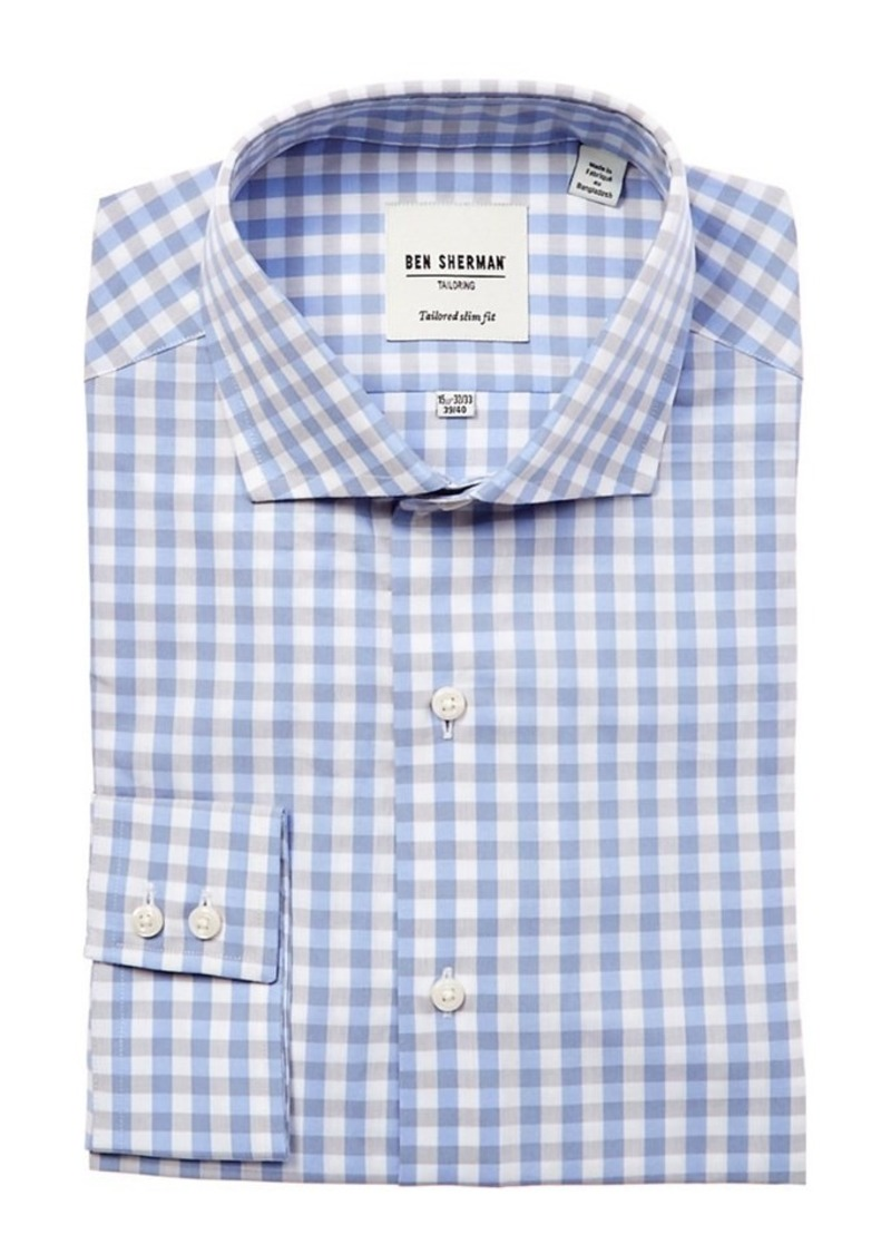Ben Sherman Ben Sherman Slim Fit Dress Shirt