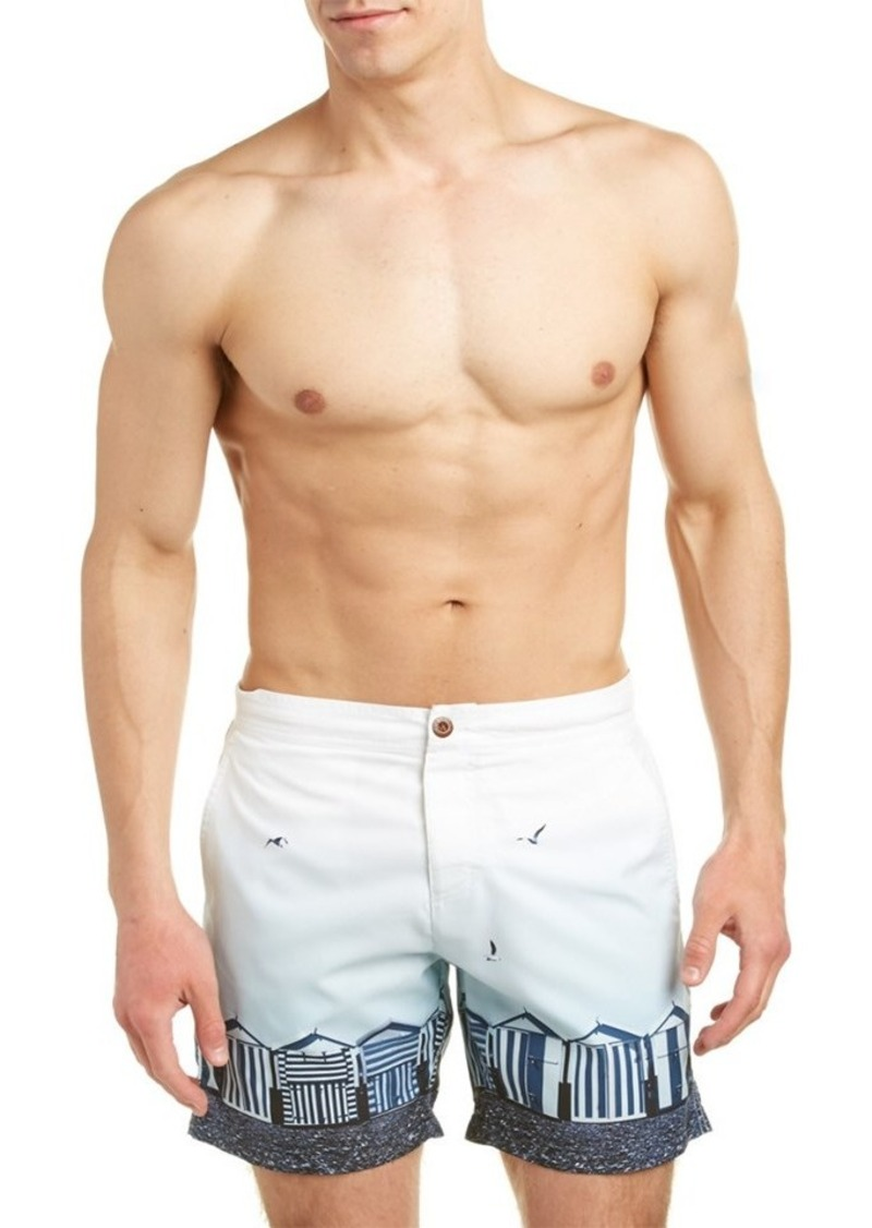 Ben Sherman Ben Sherman Swim Trunk