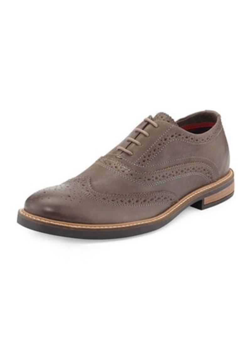 ben sherman ben sherman brent lace up wing tip shoe shoes shop it to me. Black Bedroom Furniture Sets. Home Design Ideas