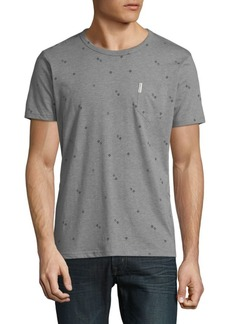 Ben Sherman Conversational-Print Cotton Tee