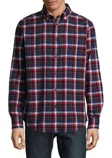 Ben Sherman Cotton Button-Down Shirt