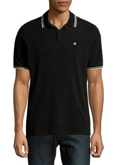 Ben Sherman Cotton Short-Sleeve Polo
