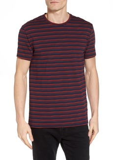 Ben Sherman Distorted Stripe T-Shirt