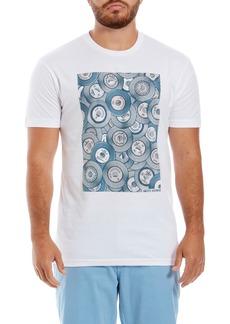 Ben Sherman Halftones Graphic T-Shirt
