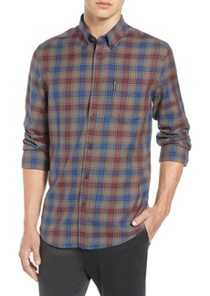 Ben Sherman Heritage Check Slim Fit Sport Shirt