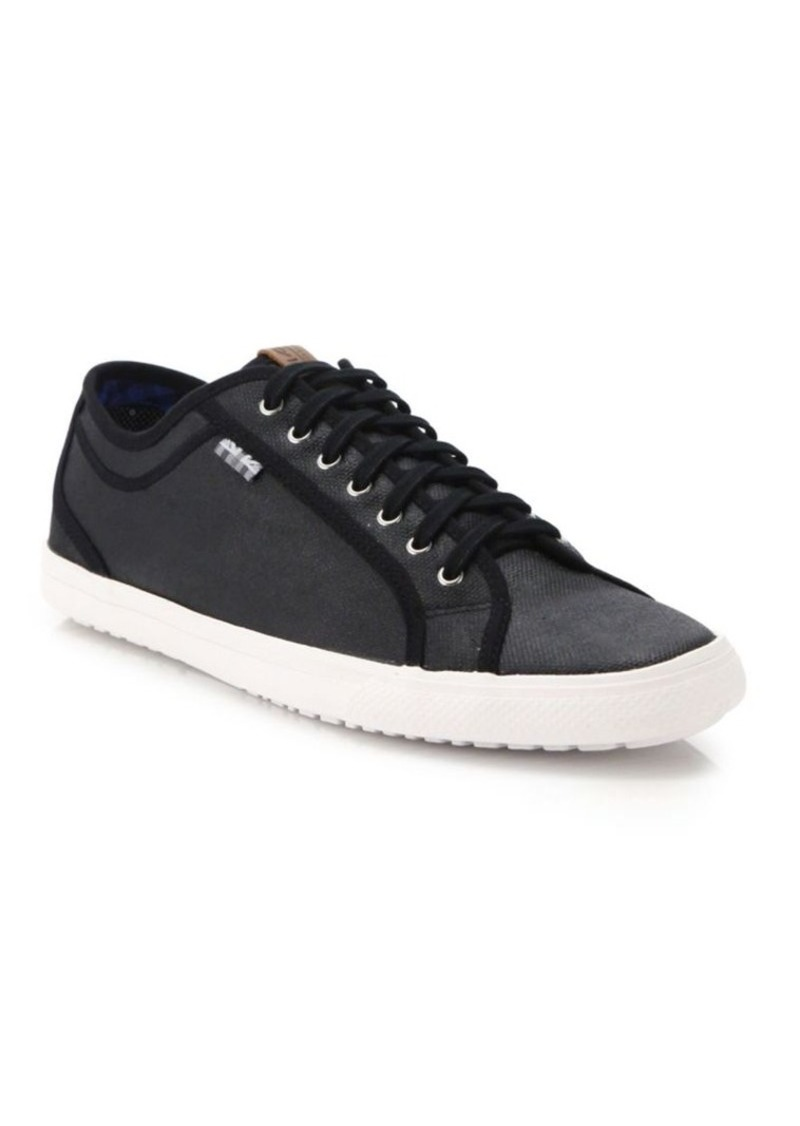 Ben Sherman Lace-Up Low-Top Sneakers