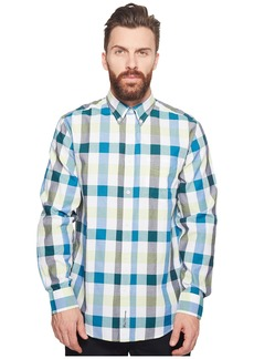 Ben Sherman Long Sleeve Buffalo Check Shirt