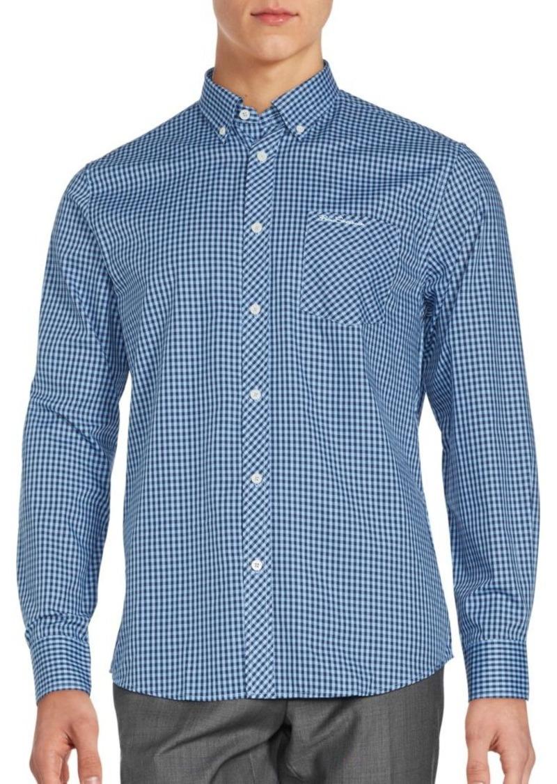 Ben Sherman Long Sleeve Check Shirt