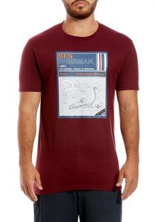 Ben Sherman Manual Graphic T-Shirt