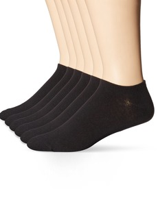 Ben Sherman Men's 6 Pack K-2 Low Cut Socks