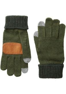 Ben Sherman Men's Birdseye Touch Tech Glove