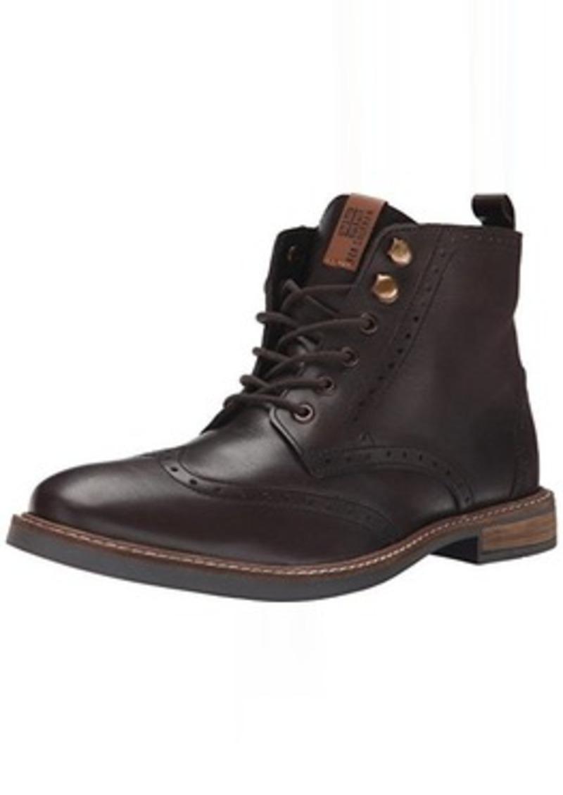 ben sherman ben sherman men 39 s birk boot winter boot cognac 8 m us shoes shop it to me. Black Bedroom Furniture Sets. Home Design Ideas