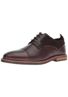 Ben Sherman Men's Birk Cap Toe Oxford