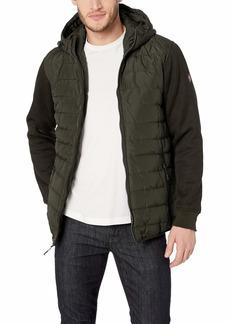 Ben Sherman Men's Bubble Jacket Simple Sleeves  2XL