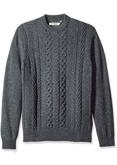 Ben Sherman Men's Cable Knit Sweater