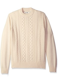 Ben Sherman Men's Cable Knit Sweater