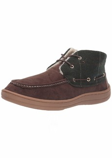 Ben Sherman Men's Chukka Boot Slipper   M US