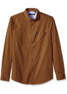 Ben Sherman Men's Classic Gingham Shirt  XXL