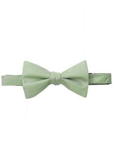 Ben Sherman Men's Core Solid 100% Silk Bow Tie