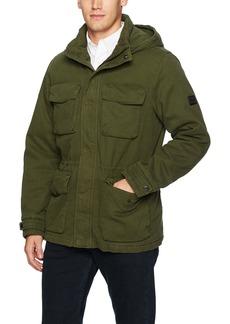 Ben Sherman Men's Cotton Field Jacket  L