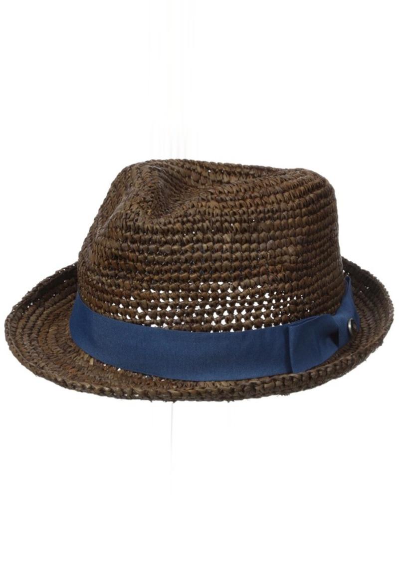 175ada49434f6 Ben Sherman Ben Sherman Men s Crushable Raffia Straw Hat S-M