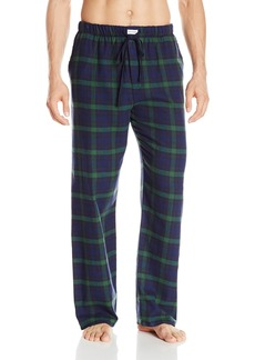 Ben Sherman Men's Flannel Classic Plaid Lounge Pant