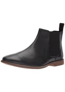 Ben Sherman Men's Gaston Chelsea Boot black-01A  M US