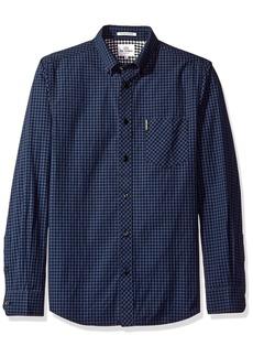 Ben Sherman Men's Gingham Shirt  XXL