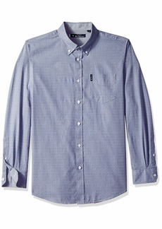 Ben Sherman Men's Grindle Texture Shirt