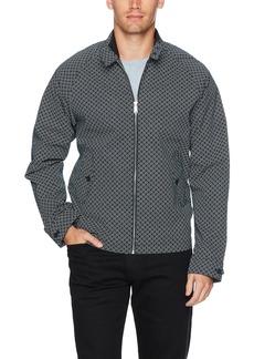 Ben Sherman Men's Harrington Jack Geo Jacket  XL