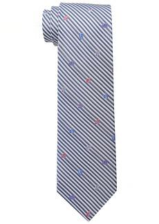 Ben Sherman Men's Hat Novelty Skinny Tie