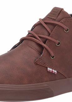 Ben Sherman Men's Lace Up Chukka Sneaker