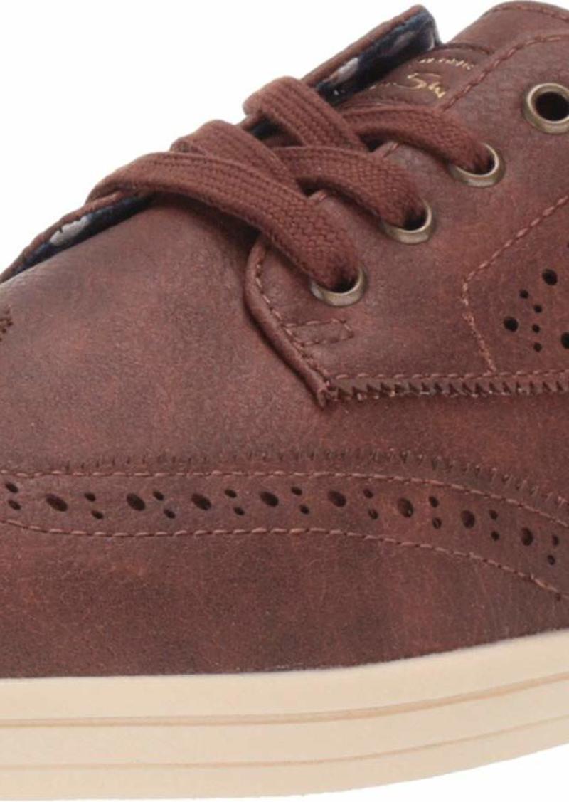 Ben Sherman Men's Lace Up Wingtip Sneaker