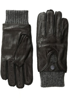Ben Sherman Men's Leather Driving Glove  L