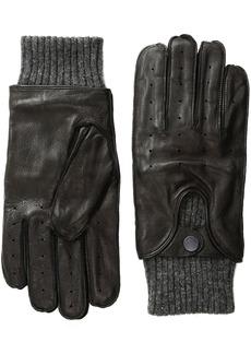 Ben Sherman Men's Leather Driving Glove  XL