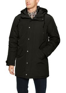 Ben Sherman Men's Long Parka Jacket  L