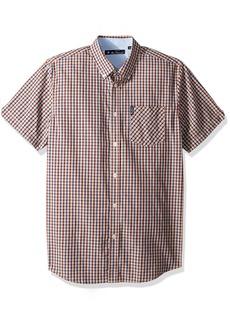 Ben Sherman Men's Mini Check Shirt
