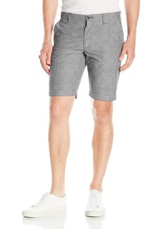 Ben Sherman Men's Mix Texture Checkerboard Short