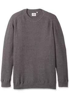 Ben Sherman Men's Mouline Rib Crew