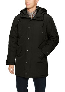 Ben Sherman Men's Long Parka Jacket  XL