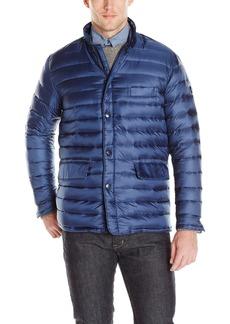 Ben Sherman Men's Packable Down Filled Blazer  M
