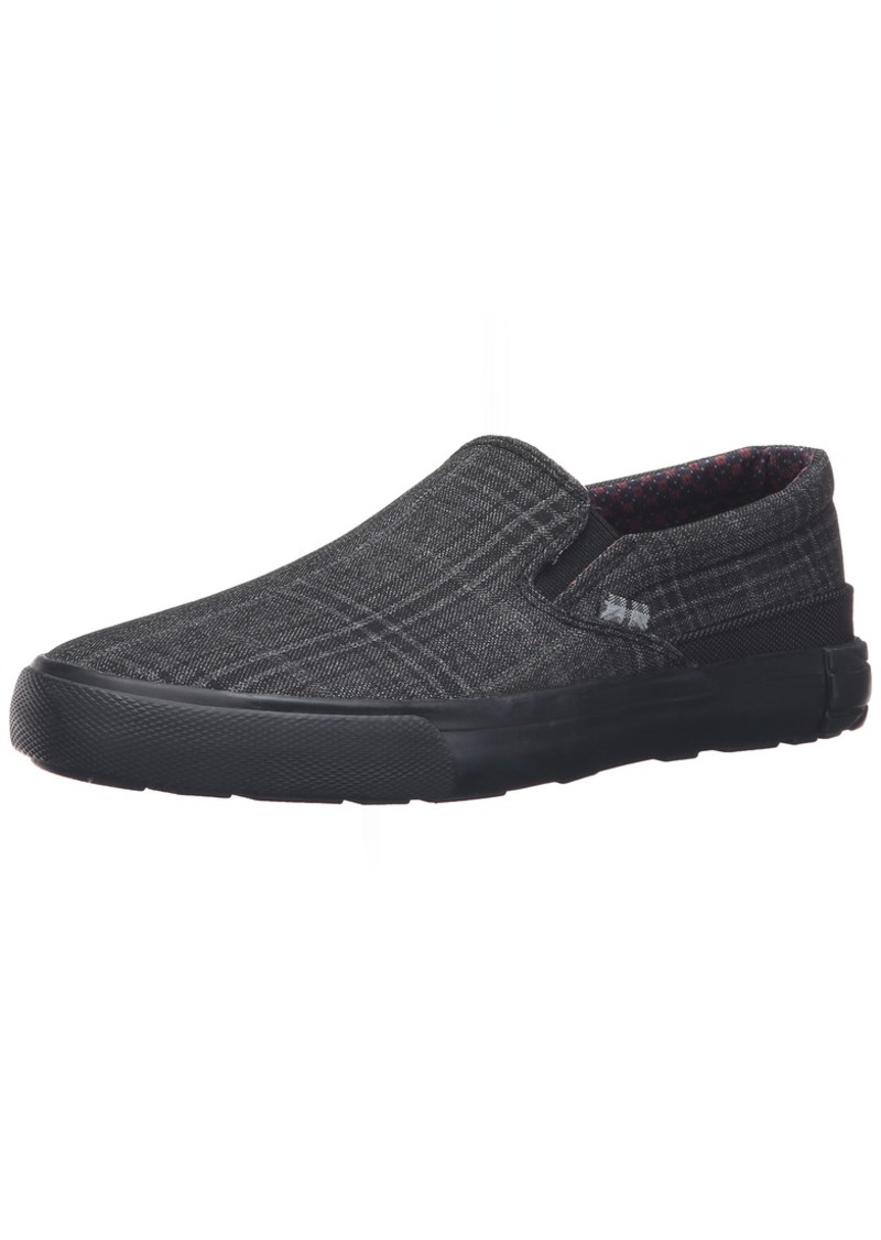 Ben Sherman Men's PETE Slip ON Fashion Sneaker   M US
