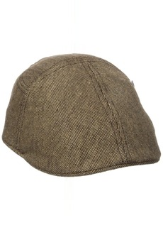 Ben Sherman Men's Pieced Fitted Driving Cap  L-XL
