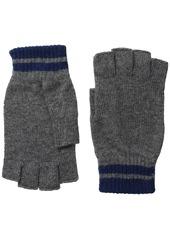 Ben Sherman Men's Placed Tipping Knit Glove